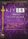 KJVER Sword Bible Word Of God Personal Size-Black/Gray DuoTone (Ord #770370)
