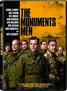 The Monuments Men by Columbia Pictures / Fox 2000 Pictures