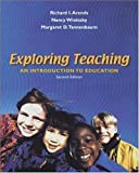 img - for Exploring Teaching: An Introduction to Education with Free Interactive Student CD-ROM and Free PowerWeb by Richard I Arends (2001-05-25) book / textbook / text book