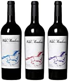 Wild Meadows Reds Trifecta Mixed Pack, 3 x 750 mL