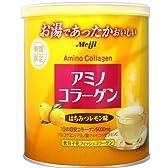 アミノコラーゲンはちみつレモン味
