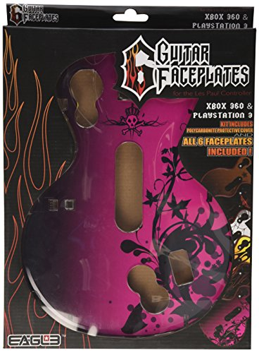 guitar-hero-iii-polycarbonite-faceplate-kit