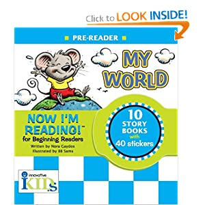 My World: Now I'm Reading!