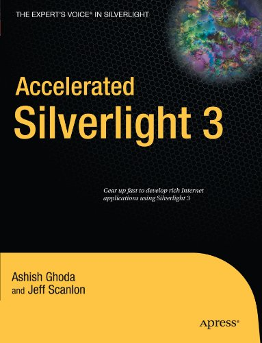 Image for Accelerated Silverlight 3 (Books for Professionals by Professionals)