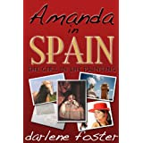 Amanda in Spain: The Girl in the Painting ~ Darlene Foster