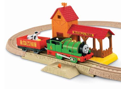 Thomas the Train: TrackMaster Percy's Day at the Farm