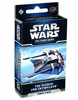 Star Wars LCG: The Search for Skywalker Force Pack Card Game