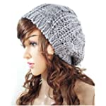 Women Lady Winter Warm Knitted Croche...