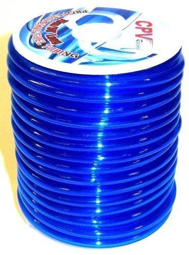 51826B-Neon-Blue-RC-Motor-Benzin-Nitro-Gas-Benzinschlauch-1-Meter-5mm-x-25-mm
