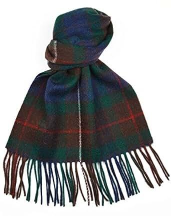 Scottish fraser hunting modern tartan clan scarf gift clothing