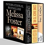 img - for Love, Lies, & Mystery 3 Book Bundle (CHASING AMANDA; COME BACK TO ME; MEGAN'S WAY) book / textbook / text book