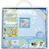 "Scrapbook Kit 12""X12""-Baby Boy"