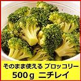 冷凍 ニチレイ ≪そのまま使える≫ブロッコリー(500g×1袋)
