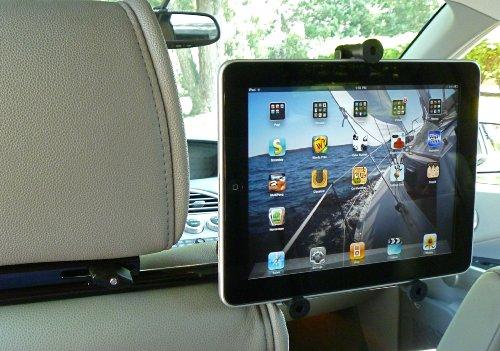 Gripdaddy V2Arm Ipad Headrest Mount front-1017475