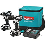 Makita CT200RW 18V Compact Lithium-Ion Cordless Combo Kit, 2-Piece
