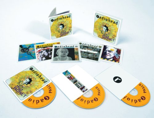 Radiohead - Pablo Honey [SPECIAL COLLECTOR