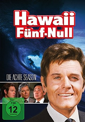 Hawaii Five-0 - Die achte Season [6 DVDs]