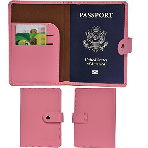 rfid-blocking-passport-holder-leather-wallet-id-card-cover-case-journey-pocket-pink