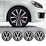 4 x 55 mm Durchmesser VW Volkswagen R...
