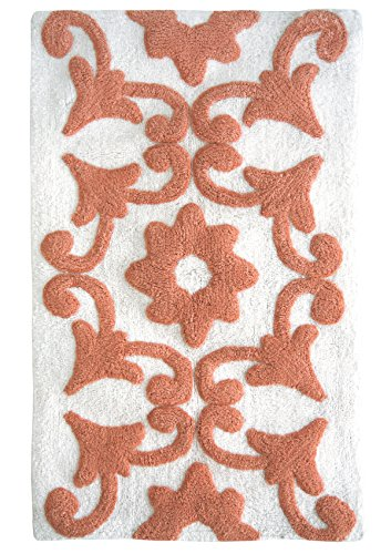 jessica-simpson-bali-yarn-dyed-cotton-bath-rug-burnt-coral-white