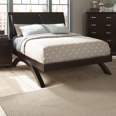 Homelegance Astrid Bed In Espresso - Queen front-1007515