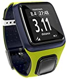 TomTom 1RR0.001.08 - TOMTOM RUNNER - GPS WATCH DARK BLUE/BRIGHT GREEN IN