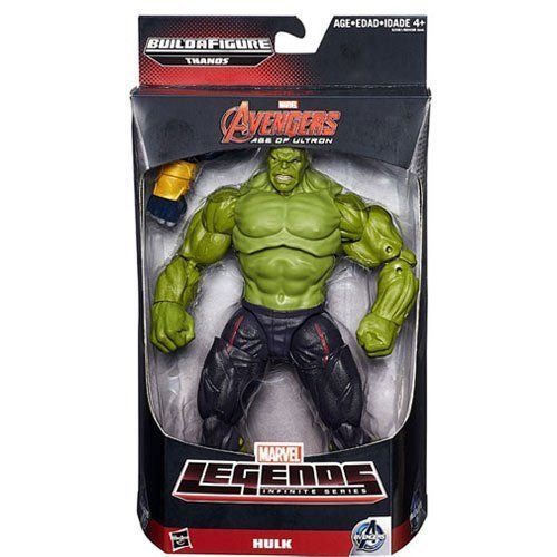 "Marvel Comics ""[Hasbro Actionfigur] 6 Zoll"" Legend ""The Avengers Serie 2.0 # 02 Hulk online kaufen"