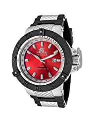 Invicta Men's 0780 Subaqua Noma III Collection GMT Limited Edition Red Dial Watch