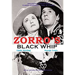 Zorro's Black Whip #3