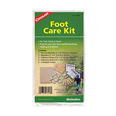 Coghlans Foot Care Kit from Green Supply
