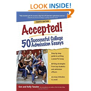 Writing a successful college application essay questions
