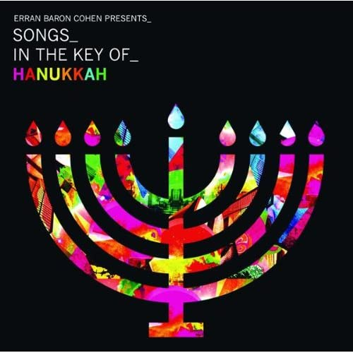 songs in the key of hanukkah