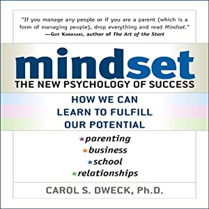 Mindset: The New Psychology of Success | [Carol Dweck]