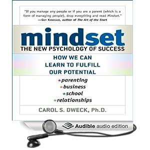mindset new psychology of success pdf