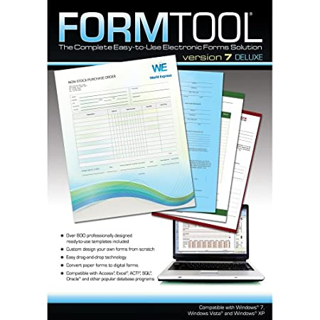 FormTool Deluxe Version 7 [Download]
