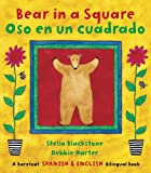 Bear in a Square/Oso en un Cuadrado (Spanish Edition) (Fun First Steps)