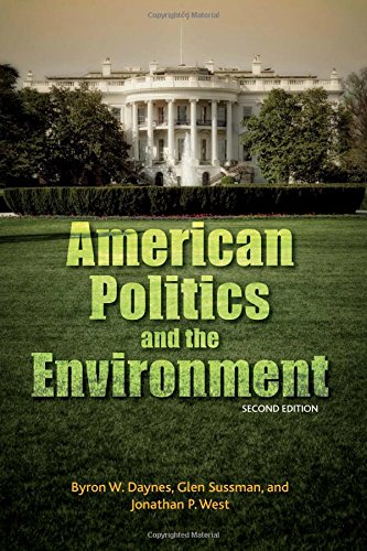 american-politics-and-the-environment-second-edition