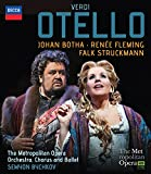 Otello: Metropolitan Opera (Bychkov) [Blu-ray] [2015]