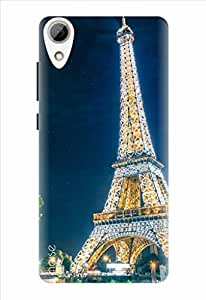 Noise Designer Printed Case / Cover for HTC Desire 626G Plus / Patterns & Ethnic / World Wonder Design