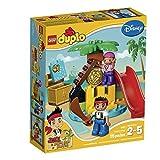 Lego Duplo Jake 10604 Jake And The Never Land Pirates Treasure Building Kit