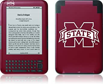 Skinit Kindle Skin (Fits Kindle Keyboard), Mississippi State University