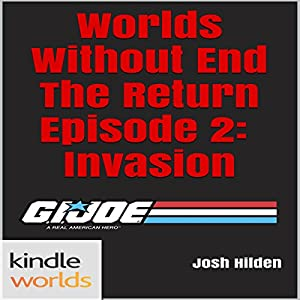 G.I. JOE: Invasion Audiobook