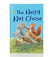 The Nutty Nut Chase Story Book
