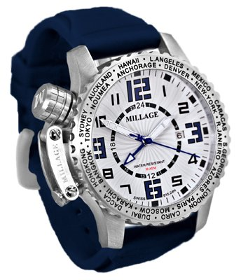 Millage Moscow Collection - W-BLU-BLU-SL
