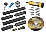 Wheeler Scope Mounting Kit Combo (1-Inch, 30mm)