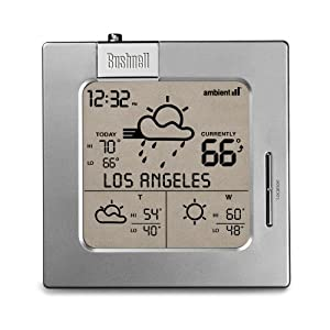 Bushnell 950003 WeatherFX 3 Day Weather Forecaster (Discontinued by Manufacturer)