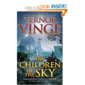 The Children of the Sky (Zones of Thought) by