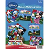 51npHQZDGNL. SL160  Mickey Mouse Memory Game