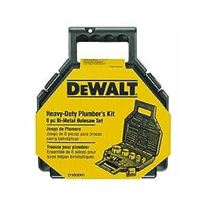 dewalt hole saw kit instructions