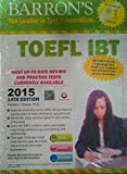 img - for Barron's TOEFL iBT 2015 Guide (With DVD) book / textbook / text book